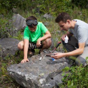 indywidualne warsztaty geologiczne - wyprawa geologiczna