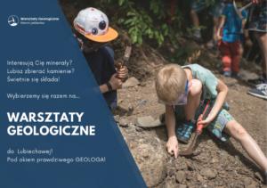 Voucher na warsztaty geologiczne w Lubiechowej